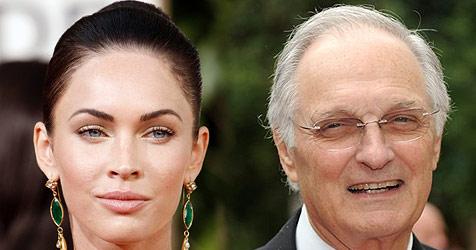 Megan Fox glaubt, wie Alan Alda auszusehen
