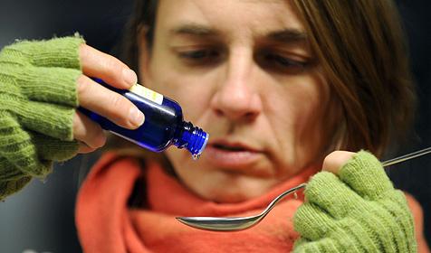 Hatschi! 2.563 Oberösterreicher haben Grippe (Bild: APA-FOTO: BARBARA GINDL)