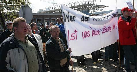 Lenzing soll Halleiner Zellulose-Werk retten (Bild: Horst Einöder)