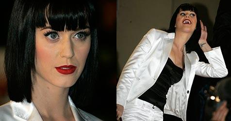 Falscher Preis für Katy Perry bei NRJ Awards