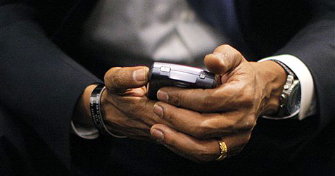 Geheimdienst-Smartphone für Obama