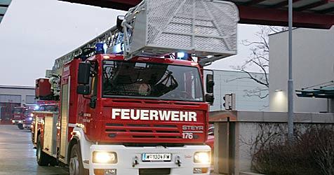 Feuerwehrmänner wollen schwere Lkw lenken (Bild: zwefo)