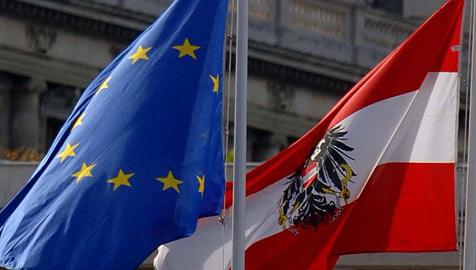Die Salzburger sind stolze Österreicher und Europäer (Bild: APA/Barbara Gindl)
