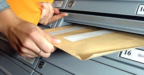 Unbekannter Mann verschickt  mehrere Drohbriefe (Bild: Martin Jöchl)