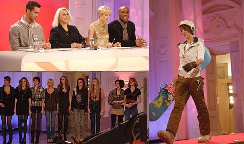 Trotzkopf Larissa beleidigt die Jury (Bild: Copyright PULS 4 Jürgen Hammerschmid)