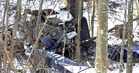 Pilot aus NÖ bei Hubschrauberabsturz getötet (Bild: Evelyn Hronek)