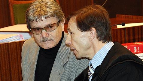 Berufungsverhandlung  auf Oktober verschoben (Bild: Klemens Groh)