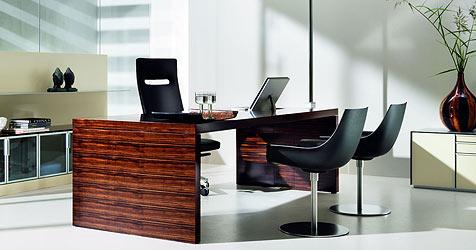 Gewerkschaft in Konflikt mit Büromöbelhersteller (Bild: Hali Büromöbel)
