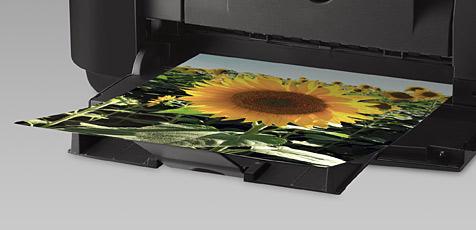 Japaner entwickelt leuchtendes Druckerpapier (Bild: Canon)