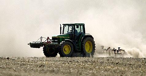 Kein Jobabbau bei Traktorenhersteller Steyr (Bild: APA/HANS KLAUS TECHT)