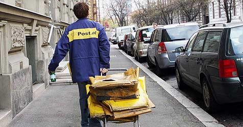 Fauler Briefträger hortet tonnenweise Post daheim (Bild: Sepp Pail)