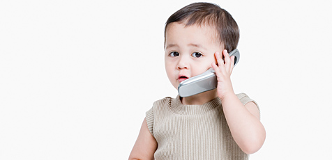 Handys erhöhen Tumorrisiko bei Kindern wohl nicht (Bild: © [2009] JupiterImages Corporation)