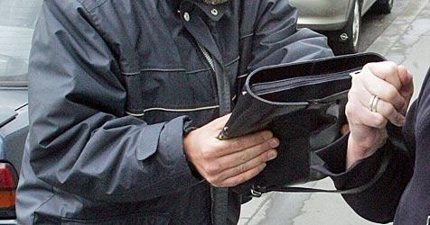 Handtaschenräuber schlug zweimal im Kurpark Baden zu (Bild: ANDI SCHIEL)