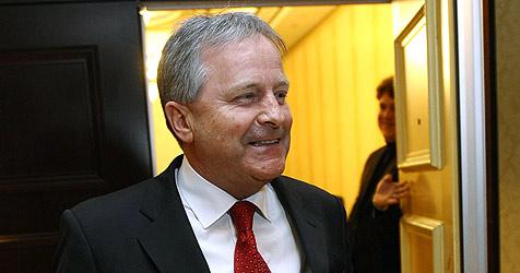 Leo Windtner offiziell zum �FB-Chef gew�hlt (Bild: APA/Barbara Gindl)