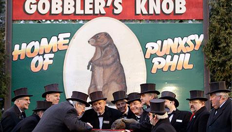"""Murmeltier """"Phil"""": Weitere sechs Wochen Winter"""