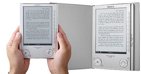 Sony bringt E-Book-Reader nach Deutschland (Bild: Sony)