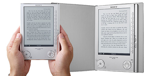 Sonys E-Book-Reader ab April in Österreich (Bild: Sony)