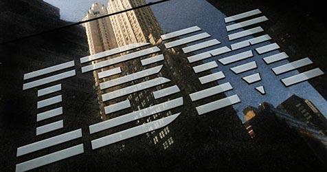 IBM startet dank Software mit Schwung ins Jahr