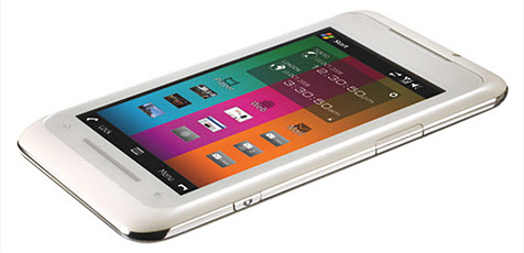 "Toshiba präsentiert Smartphone ""TG01"""