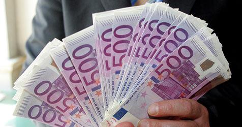 """""""Schmutziges Geld"""" - 38.000 Euro gefunden (Bild: Andi Schiel)"""