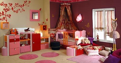 Tipps fürs perfekte Baby-Zimmer (Bild: Vibel)