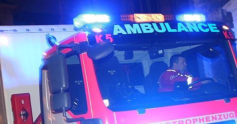 Sohn und Familienvater bei Verkehrsunfall verletzt (Bild: Peter Tomschi)