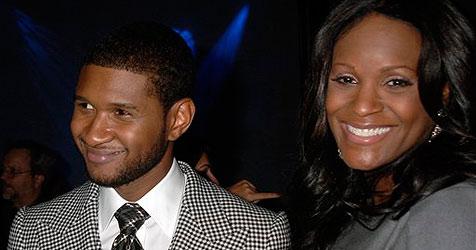 Usher nach 22 Monaten Ehe offiziell geschieden