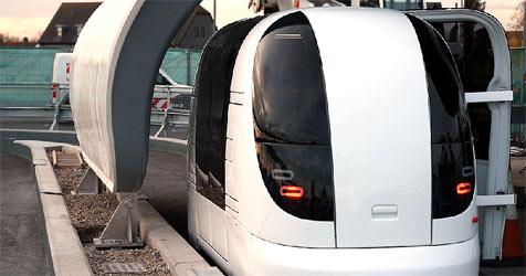 Fahrerlose Taxis ersetzen öffentlichen Verkehr (Bild: http://www.atsltd.co.uk/)