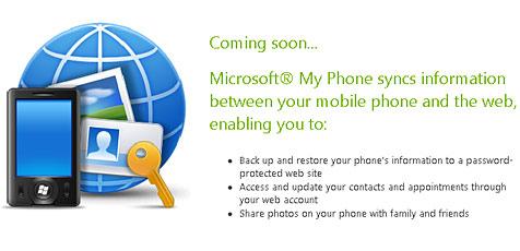 Online-Service für Windows-Mobile-Nutzer