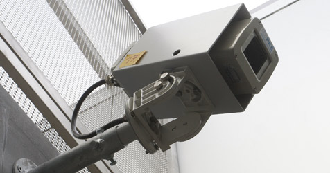 Frecher Dieb tappt in Videofalle (Bild: APA/HERBERT PFARRHOFER)