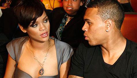 Chris Brown tun Schläge auf Rihanna leid