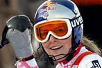 """US-Ski-Ass Lindsey Vonn auf """"Straße der Sieger"""" verewigt"""