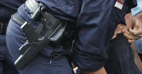 Kriminalisten klären  Serie an Einbrüchen - zwei Täter flüchtig (Bild: apa/Herbert Neubauer)