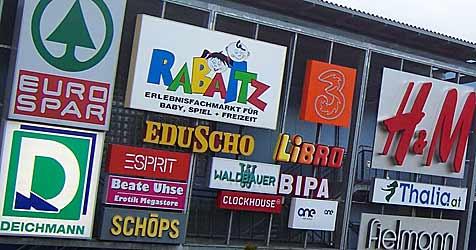 Gerasdorf bekommt 200 Mio. € teures Einkaufszentrum (Bild: APA/GERNOT BUCHEGGER)