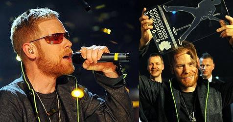 """Peter Fox gewinnt Stefan Raabs """"Song Contest"""""""