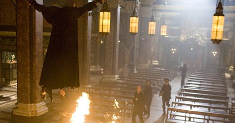 "Ron Howard weist Kritik an ""Illuminati"" zurück (Bild: Sony Pictures Releasing GmbH)"