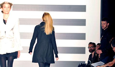 Justin Timberlake hat Bammel vor Fashion-Show