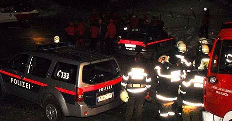 Lawine tötet zwei Bergkameraden (Bild: APA/Peter Haselmann)