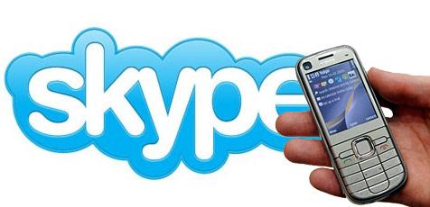 Skype kommt auf Nokia-Smartphones