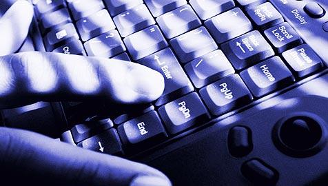 Tastatureingaben mittels Laser ausspioniert (Bild: JupiterImages Corporation)