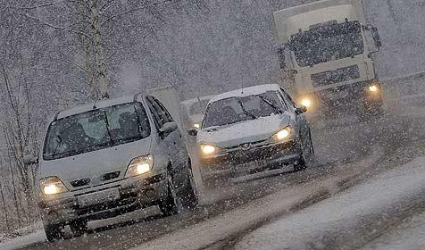 Das Wetter spielt derzeit verrückt (Bild: APA/Andreas Pessenlehner)