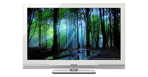 Neuer BRAVIA-LCD sieht, wann du pinkeln gehst (Bild: Sony)