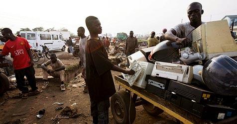 UNO warnt vor Elektro-Müllbergen in Schwellenländern