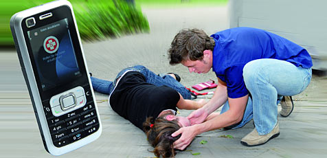 Erste-Hilfe-Assisstent für iPhone und iPod Touch (Bild: DerSamariter.at)