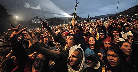Frequency findet auch 2010 wieder in St. Pölten statt (Bild: APA/Andreas Pessenlehner)