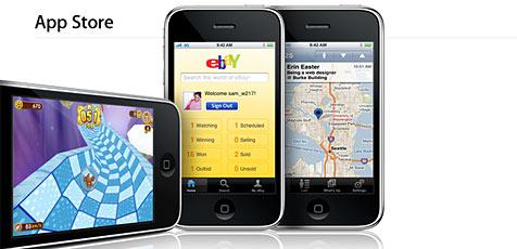 iPhone-Anwendungen können nur kurz begeistern