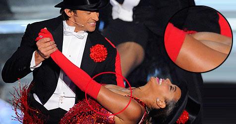 Beyonce zeigt bei Oscar-Darbietung zu viel