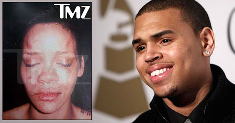 Chris Brown macht Anti-Aggressions-Kurs (Bild: AP Photo/TMZ.com; AP Photo)
