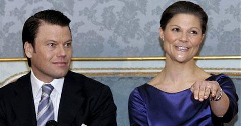 Schweden freuen sich über Victorias Verlobung