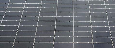 Solarkraftwerk in Eberstalzell als EAG-Zentrum (Bild: EPA)